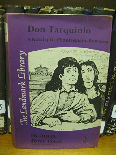 9780701113841: Don Tarquinio (Landmark Library)