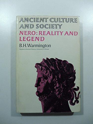 Nero: Reality and Legend.: Warminton, B H
