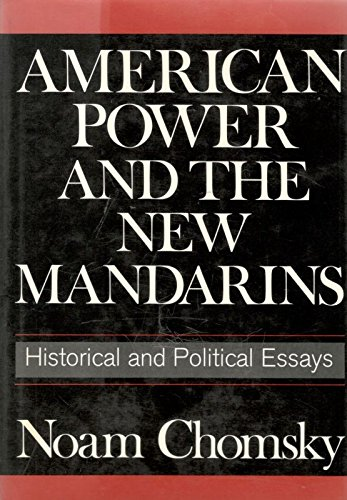 9780701115456: American Power and the New Mandarins