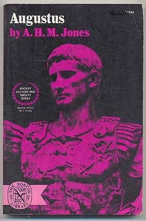 9780701116279: AUGUSTUS (ANCIENT CULTURE & SOCIETY)