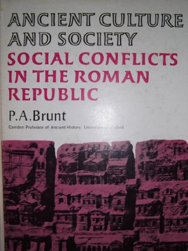 9780701116309: Social Conflicts in the Roman Republic (Ancient Culture & Society)