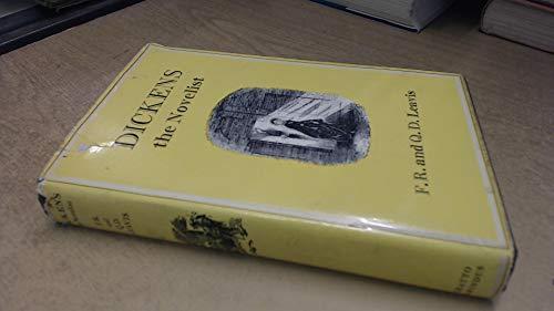 9780701116446: Dickens the Novelist