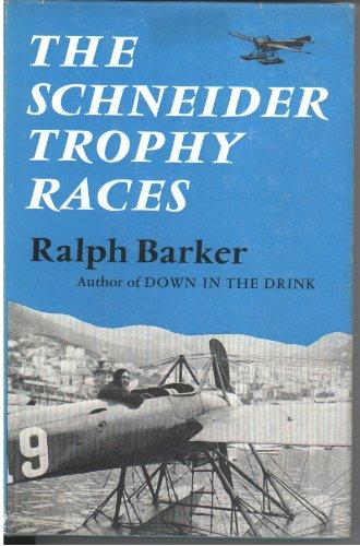 9780701116637: The Schneider Trophy Races