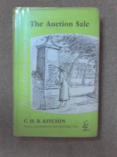 9780701116859: The Auction Sale (Landmark Library)