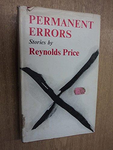 9780701117108: Permanent Errors