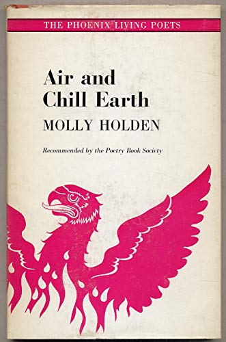 9780701118310: Air and Chill Earth (Phoenix Living Poets)