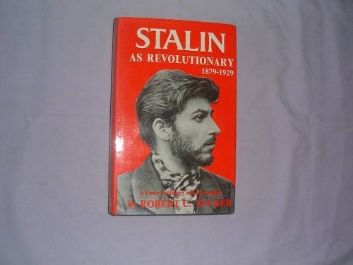9780701120542: 'STALIN AS REVOLUTIONARY, 1879-1929'
