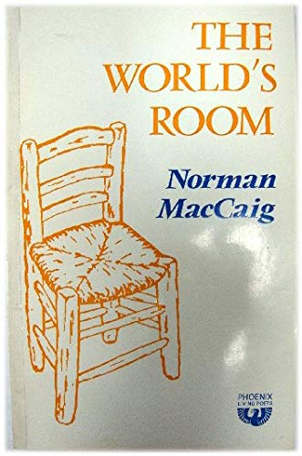 The World's Room: Norman MacCaig