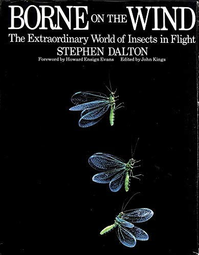 9780701121303: Borne on the Wind: Extraordinary World of Insects in Flight