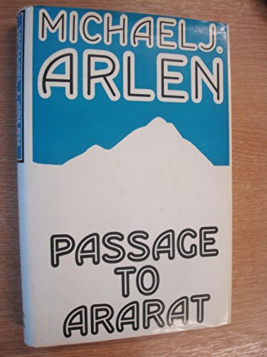 9780701121365: Passage to Ararat