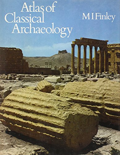 9780701121990: Atlas of Classical Archaeology