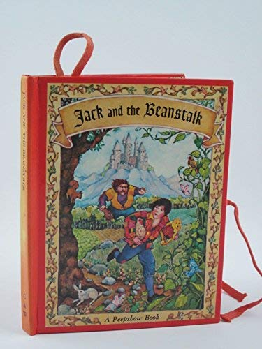 9780701122232: Jack and the Beanstalk (Peepshow Books)