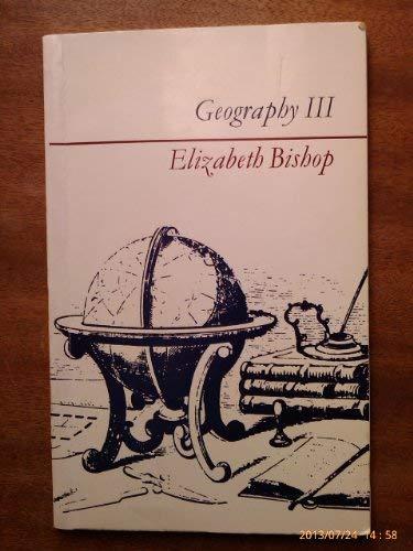 Geography III: Bishop, Elizabeth