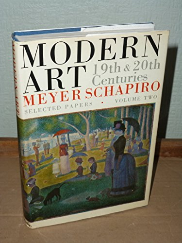 9780701123154: Modern Art: 19th and 20th Centuries (Selected papers)