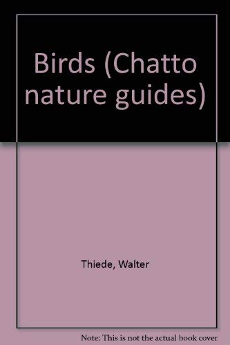 9780701123215: Birds (Chatto nature guides)