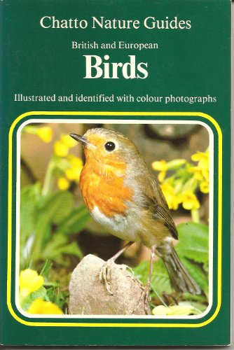 9780701123222: Birds (Chatto Nature Guides)