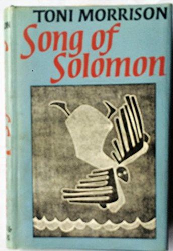 9780701123758: Song of Solomon: A Novel