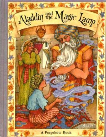 Aladdin and the Magic Lamp (A Peepshow: Illustrated by Linda