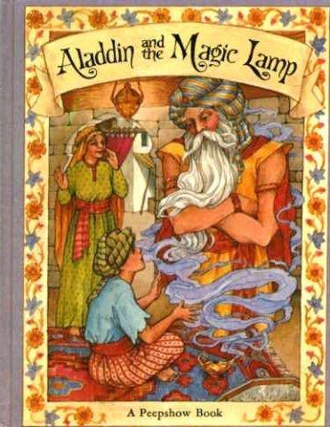 9780701124168: Aladdin and His Magic Lamp (Peepshow Books)