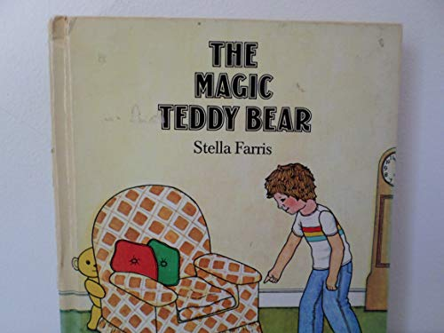 9780701124472: The Magic Teddy Bear: A Bedtime Book (Pop-up Book)