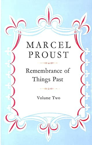 9780701124786: Rememberance of Things Past. Vol 2 (Guermantes Way, Cities of the Plain) English transl Moncrieff and Kilmartin.