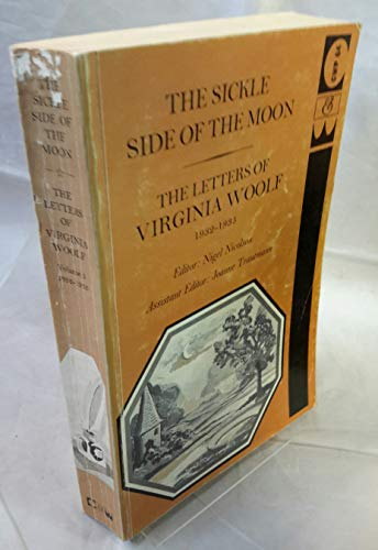 9780701125981: Letters of Virginia Woolf: Sickle Side of the Moon, 1932-35 v.5