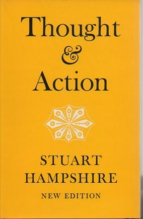 9780701126049: Thought and Action
