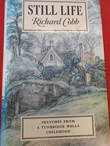 Still Life. Sketches from a Tunbridge Wells: Cobb, Richard