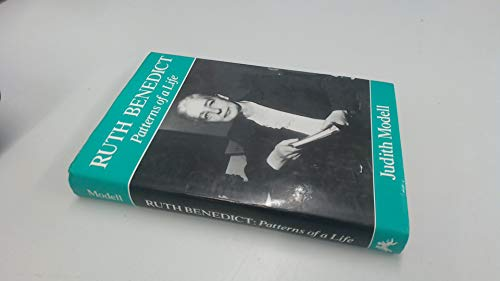 9780701127718: RUTH BENEDICT. Patterns of a Life.
