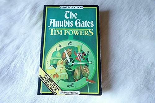 THE ANUBIS GATES: Powers, Tim