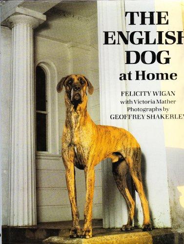 9780701131210: English Dog at Home