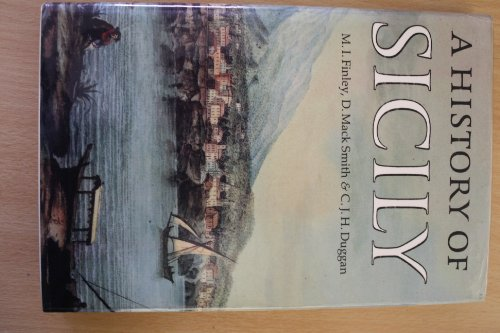 9780701131555: A History of Sicily