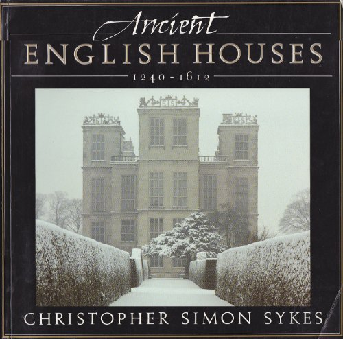 9780701134891: Ancient English Houses