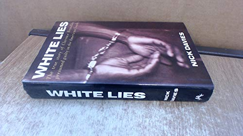 9780701137243: White Lies: True Story of Clarence Bradley - Presumed Guilty in the American South