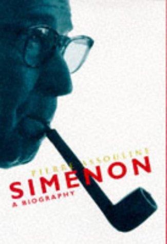9780701137274: Simenon: A Biography