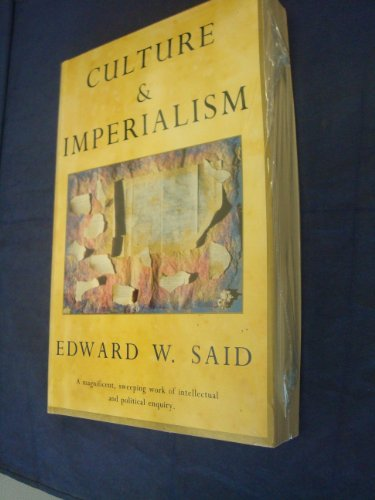 Culture and Imperialism.: Said, Edward
