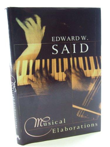 9780701138097: Musical Elaborations