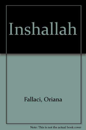 9780701138356: Inshallah