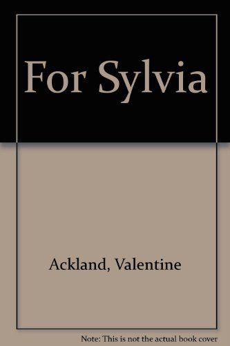 9780701139414: For Sylvia: An Honest Account