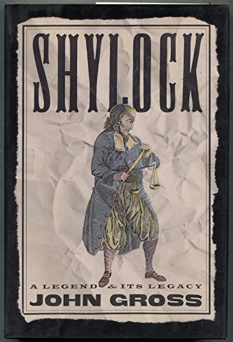 9780701139964: Shylock: Four Hundred Years in the Life of a Legend