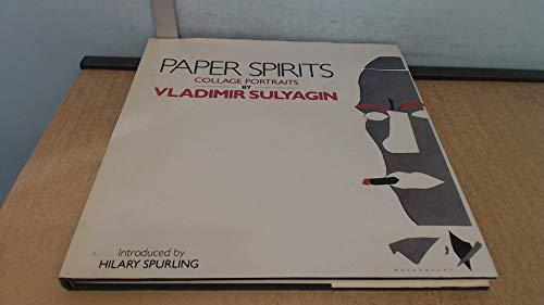 Paper Spirits. Collage Portraits.: Vladimir Sulyagin.