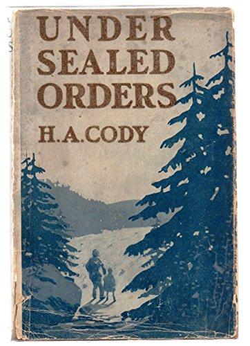 9780701144432: Under Sealed Orders