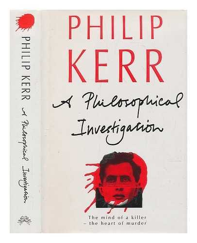 9780701145538: A Philosophical Investigation - 1st UK Edition/1st Printing