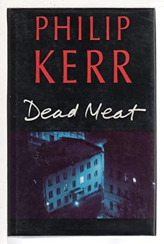 9780701147037: Dead Meat
