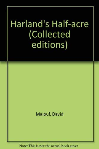 9780701161187: Harland's Half-acre (Collected Editions)