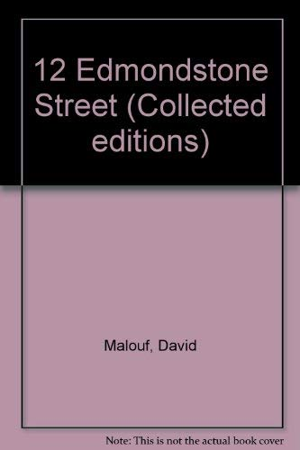 9780701161194: 12 Edmondstone Street (Collected editions)