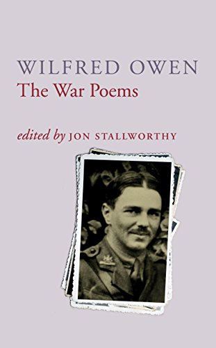9780701161262: The War Poems Of Wilfred Owen