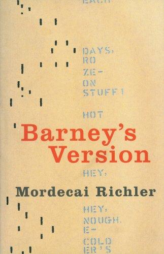 9780701162726: Barney's Version