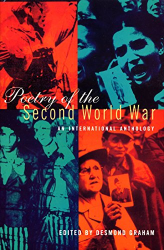 9780701162993: Poetry of the Second World War: An International Anthology