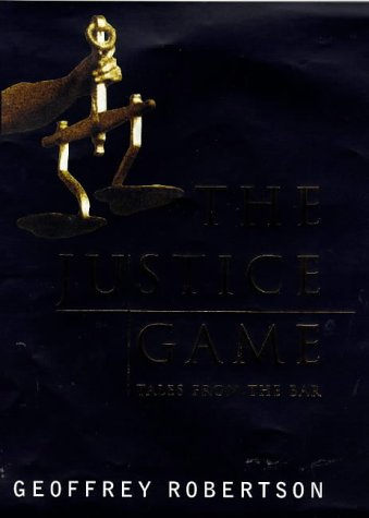 9780701163488: The Justice Game